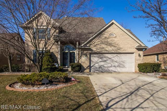 45090 Glengarry Road, Canton Twp, MI 48188 (#2200012600) :: The Buckley Jolley Real Estate Team