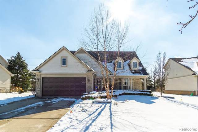 1171 Colt Drive, South Lyon, MI 48178 (#2200012673) :: The Buckley Jolley Real Estate Team