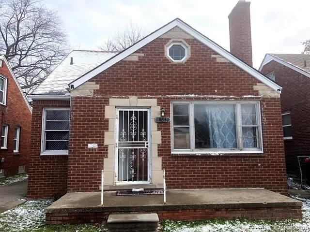 18630 Albion Street, Detroit, MI 48234 (MLS #2200012676) :: The John Wentworth Group