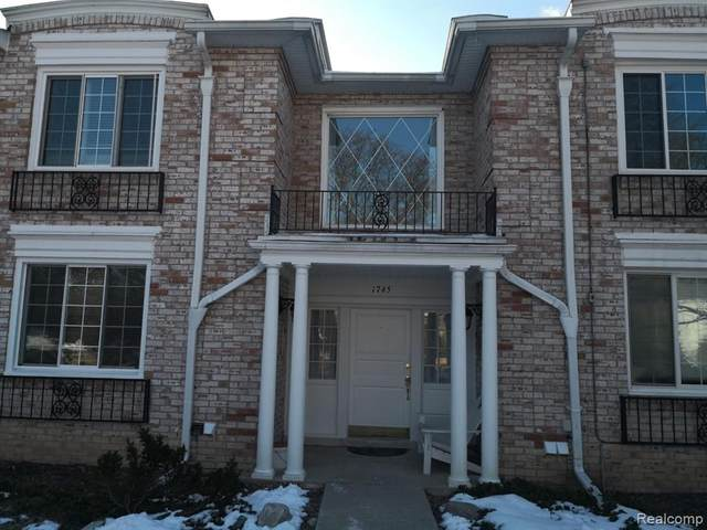 1745 Tiverton Road #19, Bloomfield Hills, MI 48304 (#2200012701) :: RE/MAX Nexus