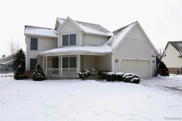 36642 Amanda Court, Richmond, MI 48062 (#2200012705) :: BestMichiganHouses.com