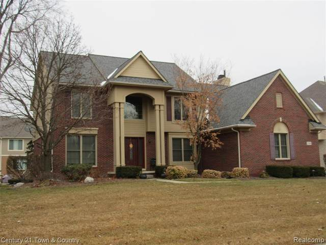 37048 Curtis Road, Livonia, MI 48152 (#2200012781) :: The Buckley Jolley Real Estate Team