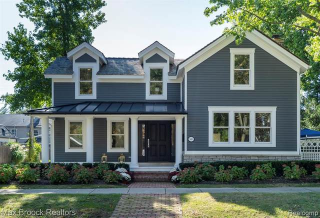 505 Townsend Street, Birmingham, MI 48009 (#2200012837) :: The Alex Nugent Team   Real Estate One