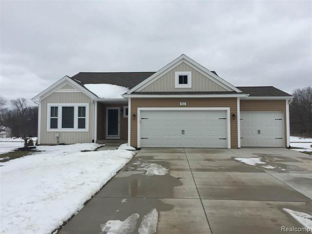 5522 Radiant Ave, Oceola Twp, MI 48855 (#2200012864) :: The Buckley Jolley Real Estate Team