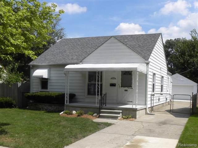 6467 Buck Street, Taylor, MI 48180 (#2200012883) :: The Buckley Jolley Real Estate Team