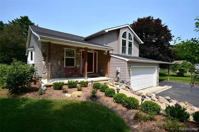 1157 Wilbur, Putnam Twp, MI 48169 (#2200012896) :: The Buckley Jolley Real Estate Team