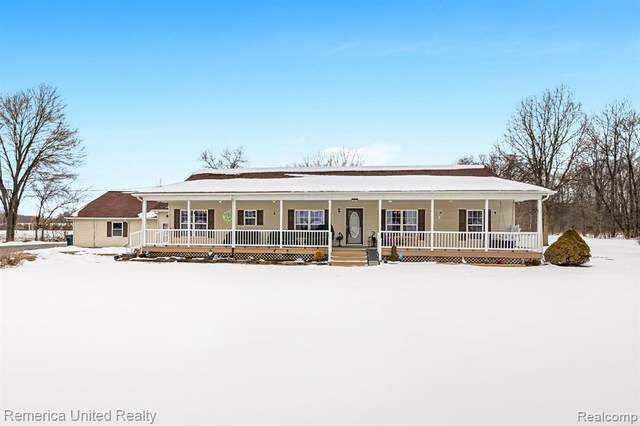 10772 Odell Road, Iosco Twp, MI 48836 (#2200012985) :: Springview Realty