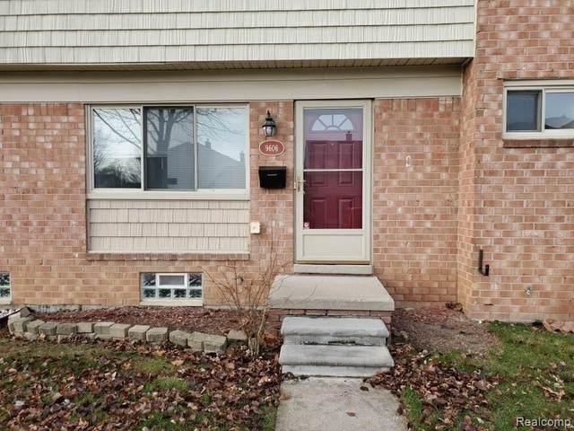 9606 Cornell Street, Taylor, MI 48180 (#2200012992) :: The Buckley Jolley Real Estate Team