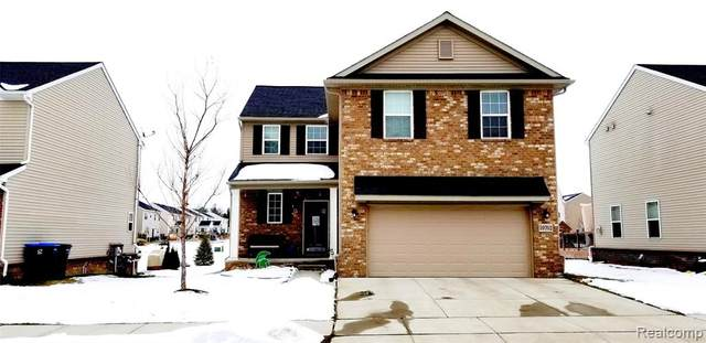 59702 Twin Pines Drive, Lyon Twp, MI 48165 (#2200013003) :: The Buckley Jolley Real Estate Team