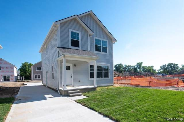 366 W Barrett Avenue, Madison Heights, MI 48071 (#2200013060) :: Alan Brown Group