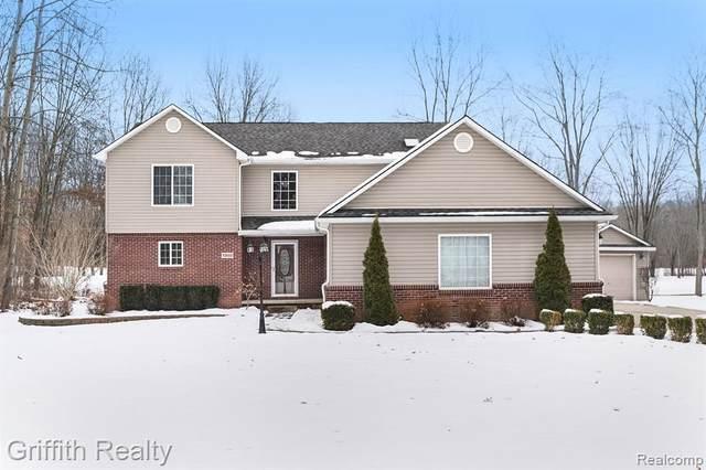 1302 Courtney Court, Hartland Twp, MI 48353 (#2200013076) :: The Buckley Jolley Real Estate Team