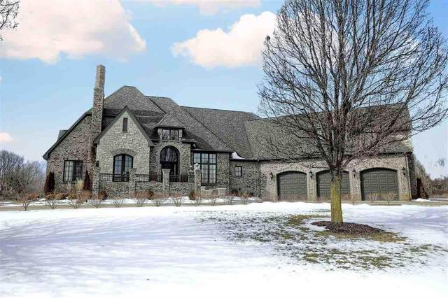 73051 Caldwell Lane Unit #1, Bruce Twp, MI 48065 (#58050006015) :: Springview Realty