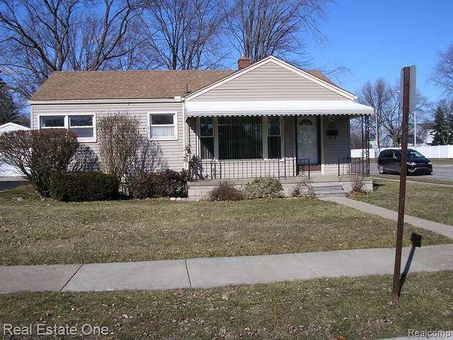 1623 Millard, Royal Oak, MI 48037 (#2200013111) :: RE/MAX Nexus