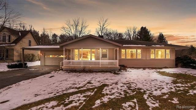 17980 Savage Road, Sumpter Twp, MI 48111 (#2200013177) :: The Buckley Jolley Real Estate Team