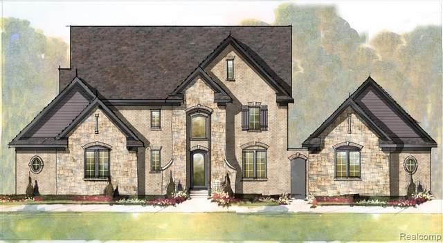 13881 Emrick Drive, Plymouth Twp, MI 48170 (#2200013228) :: The Mulvihill Group