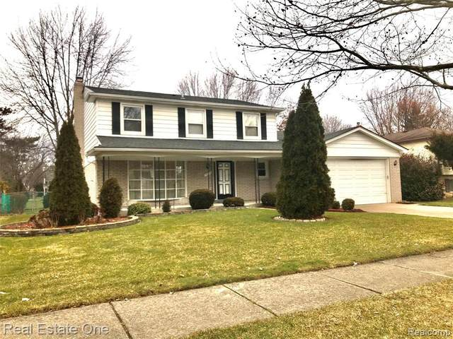 1409 Madison Drive, Troy, MI 48083 (#2200013281) :: The Buckley Jolley Real Estate Team