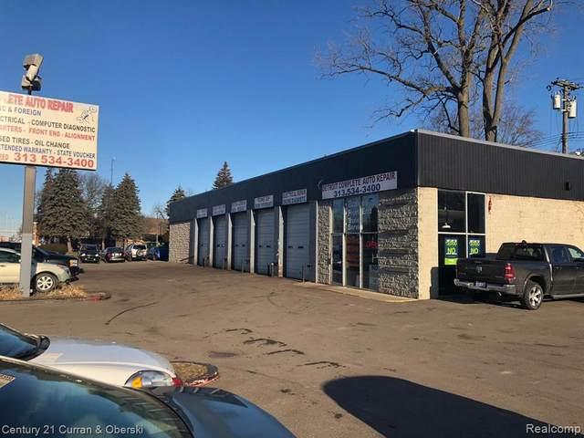 20650 Grand River Avenue, Detroit, MI 48219 (#2200013519) :: The Mulvihill Group