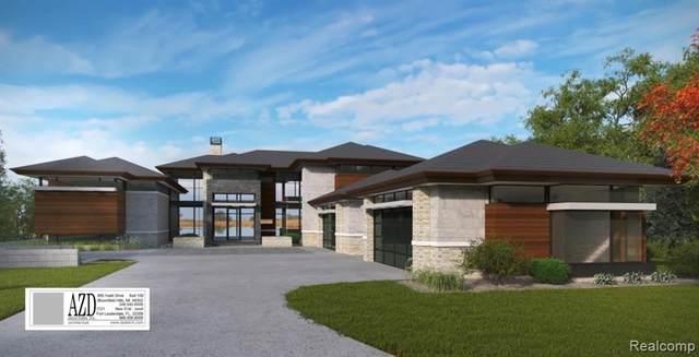 35110 Lakecrest Drive, Bloomfield Twp, MI 48304 (MLS #2200013539) :: The Toth Team