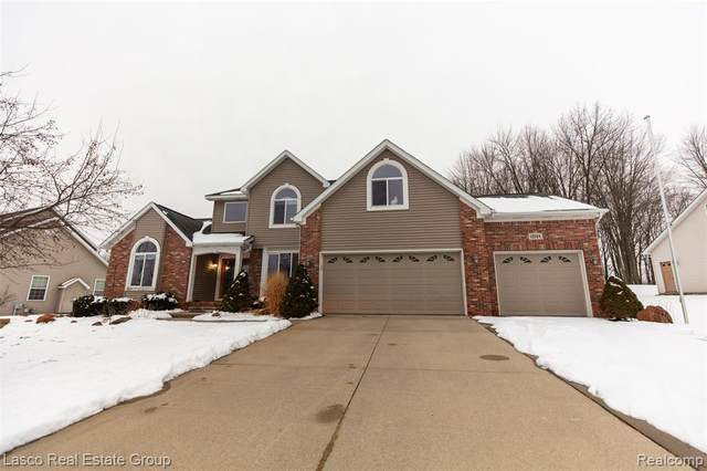 12144 Princewood Drive, Fenton Twp, MI 48430 (#2200013541) :: The Buckley Jolley Real Estate Team