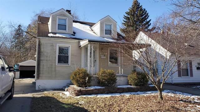 18800 Elkhart Street, Harper Woods, MI 48225 (#2200013584) :: The Buckley Jolley Real Estate Team