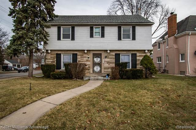 5491 W Outer Drive, Detroit, MI 48235 (#2200013715) :: The Mulvihill Group
