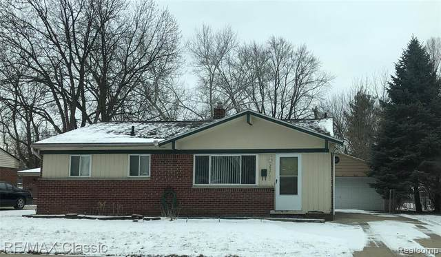 25703 Norfolk Street, Dearborn Heights, MI 48125 (MLS #2200013731) :: The Toth Team