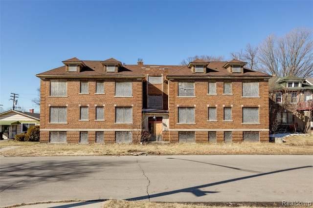 16159 Log Cabin, Detroit, MI 48203 (#2200013732) :: The Mulvihill Group