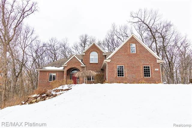 494 Timbermill Lane, Marion Twp, MI 48843 (#2200013774) :: The Buckley Jolley Real Estate Team