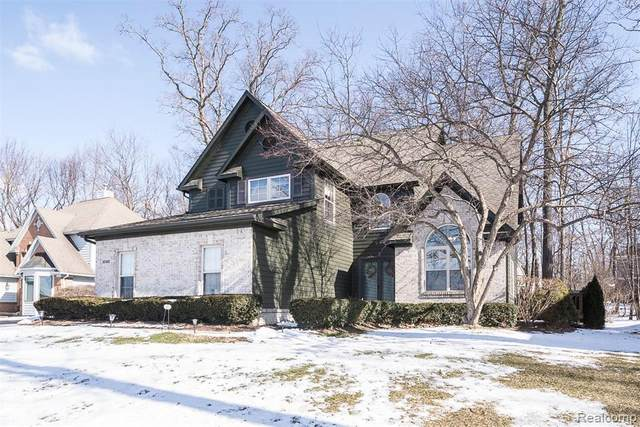 1046 Thompson Shore Drive, Oceola Twp, MI 48843 (#2200013780) :: The Buckley Jolley Real Estate Team