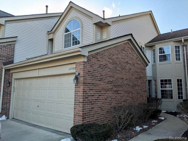 15788 Golfview Dr Boulevard, Riverview, MI 48193 (#2200013785) :: Alan Brown Group