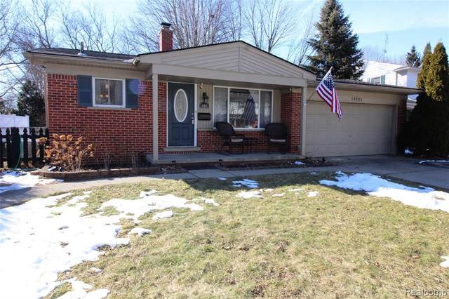 14801 Greenbriar Court, Plymouth Twp, MI 48170 (#2200013826) :: RE/MAX Classic