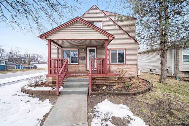 27136 Hampden Street, Madison Heights, MI 48071 (#2200013854) :: Alan Brown Group