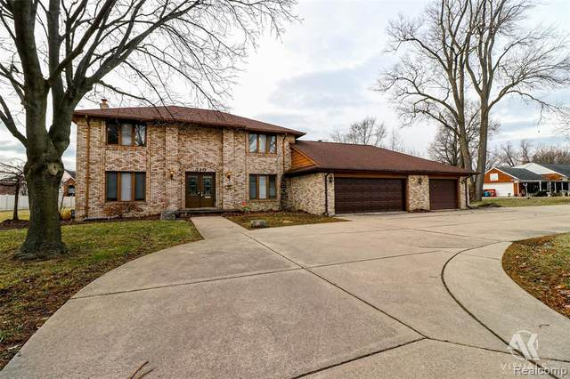 310 Beech Daly Road, Inkster, MI 48141 (MLS #2200013878) :: The Toth Team