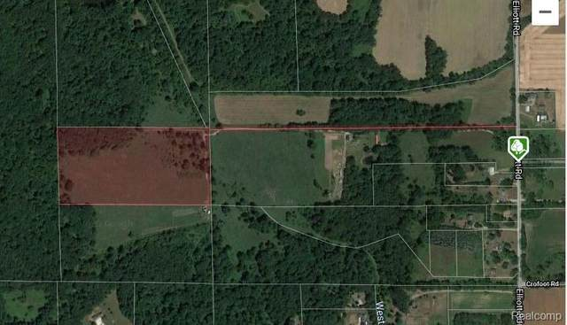 000 Elliot Road, Iosco Twp, MI 48836 (#2200013884) :: The Buckley Jolley Real Estate Team