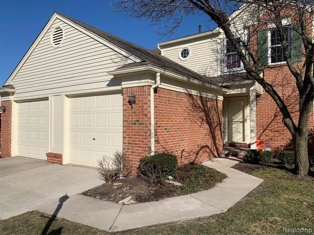 1721 Christopher Drive, Canton Twp, MI 48188 (#2200013927) :: The Mulvihill Group