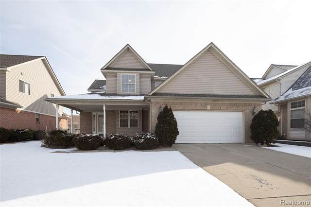 24371 Wilson Drive, Brownstown Twp, MI 48183 (#2200013948) :: The Buckley Jolley Real Estate Team