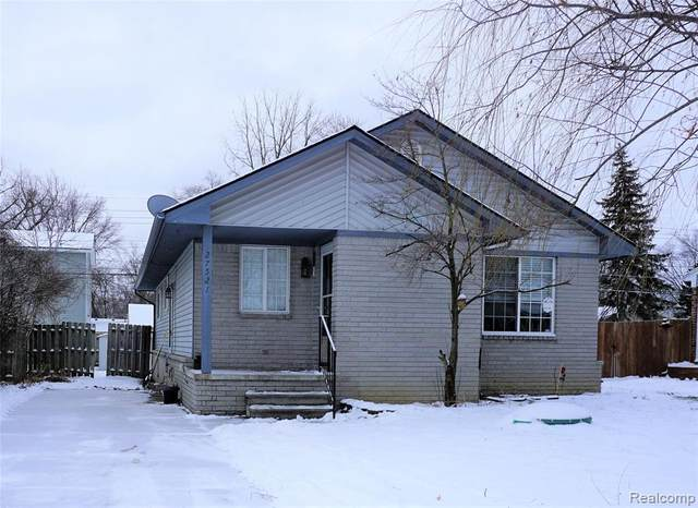 27521 Long Street, Livonia, MI 48152 (#2200013965) :: Springview Realty