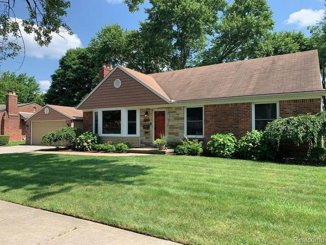 4407 S Verona Circle, Royal Oak, MI 48073 (#2200013995) :: RE/MAX Nexus