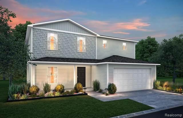 5330 Bianca Drive, Grand Blanc, MI 48439 (#2200014004) :: The Buckley Jolley Real Estate Team