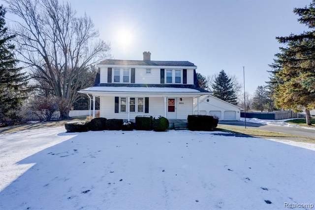 7255 Miller Road, Swartz Creek, MI 48473 (#2200014123) :: Duneske Real Estate Advisors
