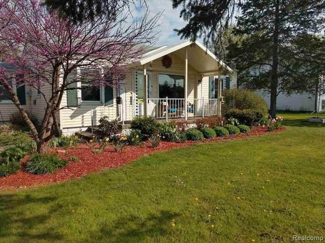 3067 Rhoda Street, Grand Blanc Twp, MI 48507 (#2200014132) :: The Buckley Jolley Real Estate Team