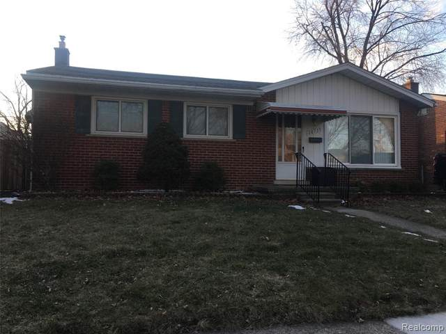 28735 Couzens Avenue, Madison Heights, MI 48071 (#2200014188) :: Alan Brown Group