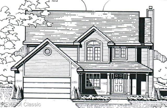 17685 Vineyard Street, Brownstown Twp, MI 48193 (#2200014215) :: The Buckley Jolley Real Estate Team