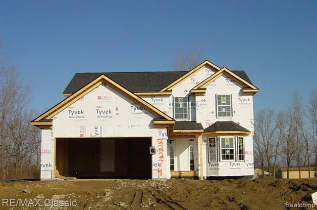22274 Moor Avenue, Brownstown Twp, MI 48193 (#2200014236) :: The Buckley Jolley Real Estate Team
