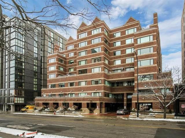 505 E Huron Street #403, Ann Arbor, MI 48104 (#543271312) :: Springview Realty