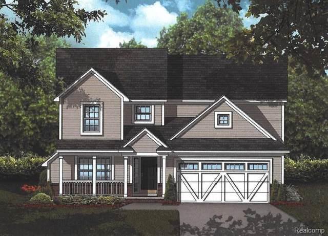 624 Pattan Drive, Wixom, MI 48393 (#2200014256) :: The Buckley Jolley Real Estate Team