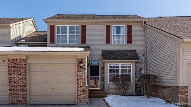 41852 Cantebury Drive, Novi, MI 48377 (#2200014294) :: The Buckley Jolley Real Estate Team