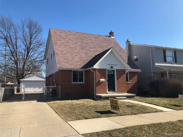 2223 10TH Street, Wyandotte, MI 48192 (#2200014383) :: Springview Realty
