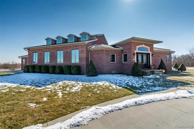 2034 Hunters Creek Drive, Superior Twp, MI 48198 (#2200014391) :: The Buckley Jolley Real Estate Team