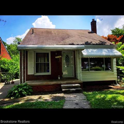 17738 Lenore, Detroit, MI 48219 (#2200014416) :: Alan Brown Group